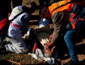 استشهاد فلسطينى فى مواجهات مع الاحتلال الإسرائيلى شرق قلقيلية