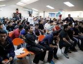 صور.. السلفادور تستقبل عشرات المهاجرين غير الشرعيين المطرودين من أمريكا