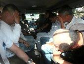 صور.. ترحيل 17 شخصا للمحاكمة بعد اتهامهم بسرقة وقود فى سنغافورة