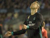 أخبار كريستيانو رونالدو اليوم عن معدل التسجيل المتواضع مع ريال مدريد