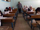 صور .. وكيل تعليم الأقصر يتفقد بدء إمتحانات الفصل الدراسى الأول للشهادة الإعدادية