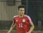 صلاح محسن وطاهر ينضمان للمنتخب الأولمبى بعد مواجهة تونس