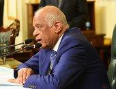 على عبد العال: مصر ودولة أخرى تتعامل مع القضاة فى الإشراف على الانتخابات