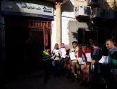 صور.. تحرير أكثر من 1500 توكيل ببورسعيد للانتخابات الرئاسية