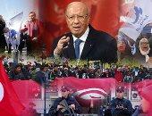 تجدد الاحتجاجات بتونس والشرطة تستخدم الغاز لتفريق المتظاهرين