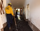 صور.. ارتفاع حصيلة ضحايا الانهيارات الطينية فى كاليفورنيا إلى 19 قتيلا