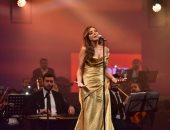 أحلام تبارك لأنغام على ألبومها الجديد: مبروك مطربة مصر الأولى