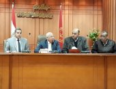"""فيديو وصور.. رئيس هيئة التعمير من بورسعيد: """"محدش هيفلت من تنفيذ القانون"""""""