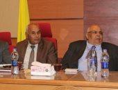ممثلو اتحاد المستثمرين فى بئر العبد يزورون المنطقة الصناعية