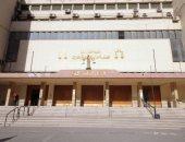 بدء جلسة الجمعية العمومية بمحكمة العباسية الخاصة بتوزيع الدوائر بين القضاة