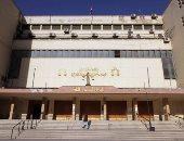وزير العدل يفتتح أعمال التطوير بمحكمة شمال القاهرة فى العباسية