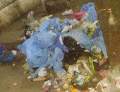 صور .. اضبط مخالفة .. انتشار القمامة والنفايات بمنطقة القومية بالزقازيق