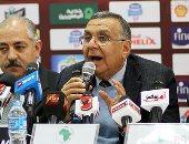 عمرو علوانى: أثق فى نجاح الأهلى بتنظيم بطولتى الطائرة للأندية الإفريقية (صور وفيديو)