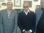 """أحمد شفيق يجتمع بقيادات """"الحركة الوطنية"""" ويؤكد العمل لخدمة مصالح مصر العليا"""