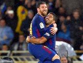 ميسي وسواريز يتصدران قائمة برشلونة فى افتتاح الليجا أمام ألافيس