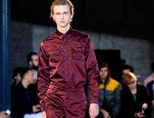 الكاروهات والنبيتى مسيطرين على عروض الأزياء الرجالى فى ميلان الإيطالية