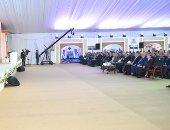 """السيسى يطالب بتغيير اسم جامعة الجلالة: """"هوريكم جامعة مش موجودة إلا فى مصر"""" (صور)"""