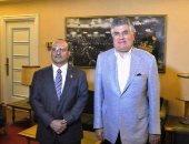 ابن شقيق على عبدالله صالح يشارك فى احتفالات مئوية الزعيم الراحل عبدالناصر