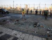 مقتل شخص وإصابة 7 بإنفجار عبوتين ناسفتين فى بغداد