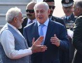 يسرائيل هيوم: نتنياهو يوقع 9 اتفاقيات بمجالات التسليح والغاز خلال زيارته للهند
