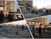ارتفاع ضحايا سلسلة تفجيرات فى بغداد إلى 6 قتلى و20 مصابا