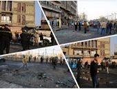 مصر تدين الهجمتين الإرهابيتين فى بغداد.. وتؤكد تضامنها الكامل مع العراق
