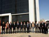 بنك عَوده يتسلم المبنى الإدارى الجديد بالتجمع الخامس