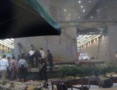 إصابة 8 أشخاص فى انهيار مبنى مكون من 5 طوابق بجاكرتا