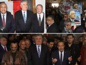 سياسيون ومواطنون يحيون الذكرى الـ100 لميلاد عبد الناصر بضريح الزعيم
