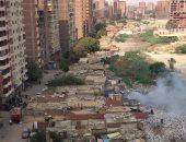 """صور.. الإهمال والعشوائية يحاصران مدينة """"النزهة 2"""" بحى السلام"""