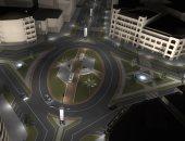 ننشر صور التطويرات النهائية بميدان الإسماعيلية بمصر الجديدة