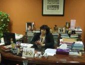 وزيرة الثقافة تكلف مجدى صابر للقيام بأعمال رئيس الأوبرا