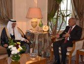 أبو الغيط يؤكد محورية التنسيق بين الجامعة العربية ومنظمة التعاون الإسلامى