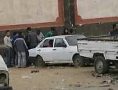 قارئ يرصد بلطجية يبيعون المخدرات فى شوارع بولاق بالجيزة
