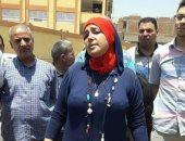 مساعد رئيس حى بالمحلة يحرر محضرا ضد نائبة رئيس الحى يتهمها بصفعه على وجهه