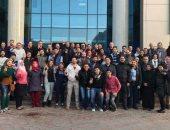 انطلاق أعمال مستشفى سعاد كفافى الميدانى الثامن بوسط سيناء