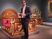 الآثار: غرفة الملك فاروق المعروضة للبيع بأمريكا ليست مسئوليتنا