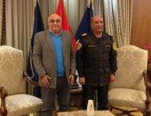 """مساعد وزير الداخلية للأمن المركزى ضيف """"الأمن للجميع"""" على صوت العرب اليوم"""