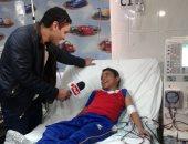 الليثى يستضيف آسر ياسين ويزور مستشفى أبو الريش للأطفال ببرنامج واحد من الناس