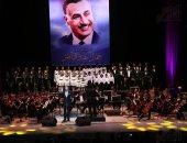 نجوم الأوبرا يغنون اسلمى يا مصر  فى مئوية جمال عبد الناصر بالمسرح الكبير (صور)