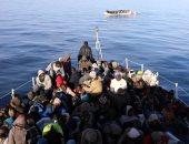إنقاذ 1400 مهاجر فى البحر المتوسط منذ بداية 2018