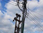 قرية المعصرة فى الدقهلية تشكو من تذبذب الكهرباء وتسببها فى تلف الأجهزة