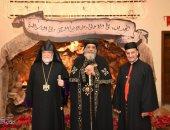 صور.. البابا تواضروس يستقبل بطريرك الكنيسة المارونية فى لبنان بالكاتدرائية