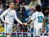 ريال مدريد يوضح إصابة مودريتش ومارسيلو قبل مباراة ليجانيس