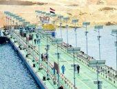 محافظة الإسماعيلية تنشئ ساحة انتظار لتنظيم المرور بكوبرى الشهيد أحمد منسى