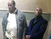 """شاهد.. أول صورة لمحافظ المنوفية المتهم فى قضية رشوة  بـ""""الكلبش"""""""