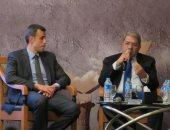 صور.. وزير المالية يجتمع بمستثمرى هيرمس ويعرض مؤشرات نجاح برنامج الإصلاح