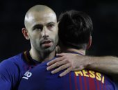 بعد رحيل ماسكيرانو.. تعرف على أكثر 10 أجانب مشاركة فى تاريخ برشلونة