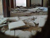 قارئة تستغيث بمحافظ الإسكندرية لترميم عقار يشكل خطورة داهمة على الأهالى