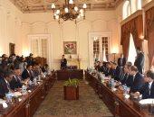 صور.. بدء جلسة المباحثات السياسية الموسعة برئاسة وزيرى خارجية مصر وإثيوبيا